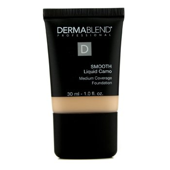Dermablend Smooth Liquid Camo Foundation (Medium Coverage) - Cream  30ml/1oz