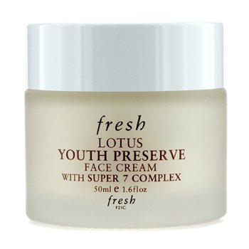 Fresh Lotus Youth Preserve Face Cream  50ml/1.6oz