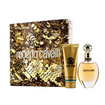 Roberto Cavalli Roberto Cavalli (New) Coffret: Eau De Parfum Spray 50ml/1.7oz + Loción Corporal 75ml/2.5oz  2pcs