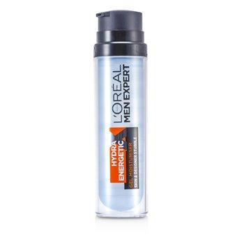 Men Expert Hydra Energetic Skin & Designer Stubble Gel Moisturiser (Pump) 78201734 - ג׳ל לחות עדין  50ml/1.7oz