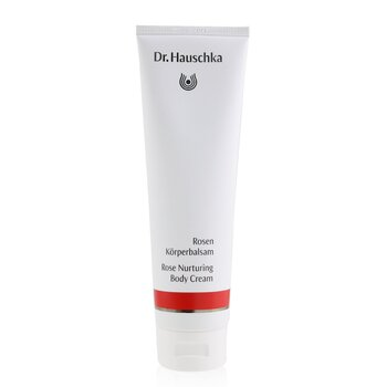 Dr. Hauschka Rose Nurturing Body Cream  145ml/4.9oz