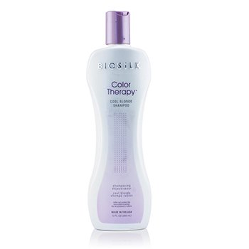 BioSilk Color Therapy Cool Blonde Shampoo  355ml/12oz