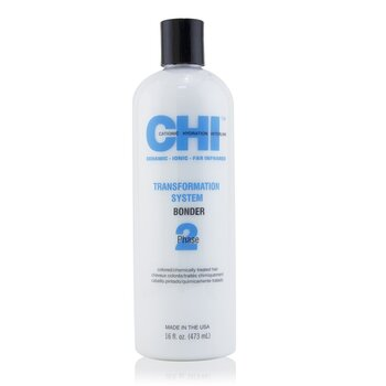 CHI Transformation System Phase 2 - Bonder Formula B (For Colored/Chemically Treated Hair)  473ml/16oz