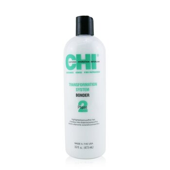Transformation System Phase 2 - Bonder Formula C (For Highlighted/Porous/Fine Hair)  473ml/16oz