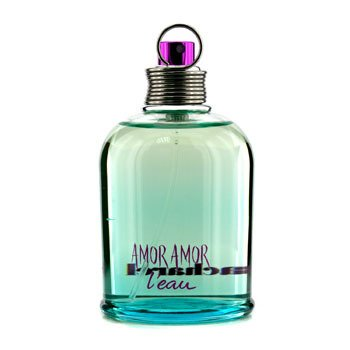 Amor Amor L'Eau Eau De Toilette Spray  100ml/3.4oz