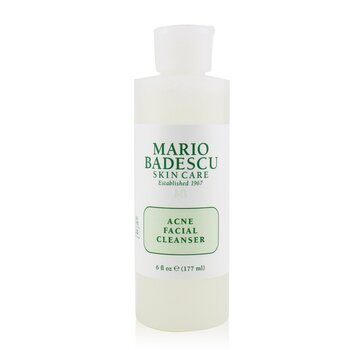 Mario Badescu Acne Facial Cleanser - For Combination/ Oily Skin Types  177ml/6oz