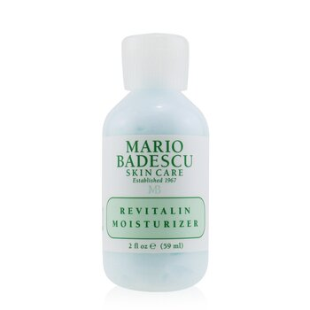 Mario Badescu Revitalin Moisturizer - For Combination/ Dry/ Sensitive Skin Types  59ml/2oz