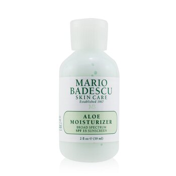 Aloe Moisturizer SPF 15 - For Combination/ Oily/ Sensitive Skin Types  59ml/2oz