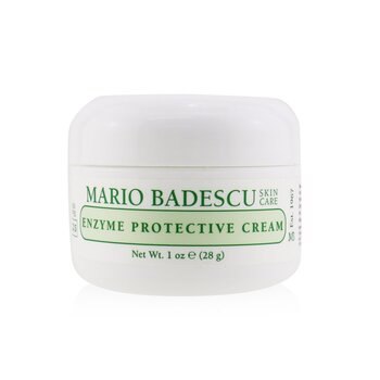 Mario Badescu Enzyme Protective Cream - For Combination/ Dry/ Sensitive Skin Types  29ml/1oz