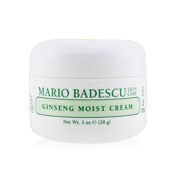 Mario Badescu Ginseng Moist Cream - For Combination/ Dry/ Sensitive Skin Types  29ml/1oz