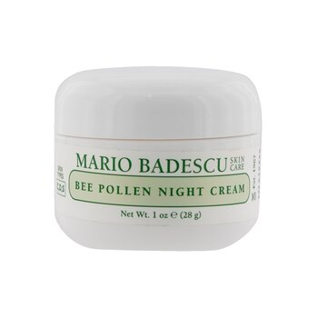 Bee Pollen Night Cream - For Combination/ Dry/ Sensitive Skin Types  29ml/1oz