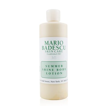 Mario Badescu Summer Shine Body Lotion - For All Skin Types  472ml/16oz