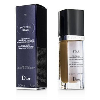 Christian Dior  Base Diorskin Star Studio Makeup SPF30 - # 50 Dark Beige  30ml/1oz