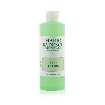 Mario Badescu Aloe Lotion - For Combination/ Dry/ Sensitive Skin Types  472ml/16oz