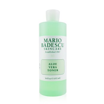 Aloe Vera Toner - For Dry/ Sensitive Skin Types 472ml/16oz