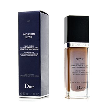 Christian Dior  Diorskin Star Studio Makeup SPF30 - # 60 Mocha  30ml/1oz