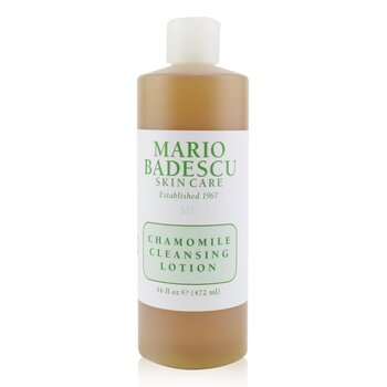 Chamomile Cleansing Lotion - For Dry/ Sensitive Skin Types 472ml/16oz