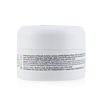 Glycolic Eye Cream - For Combination/ Dry Skin Types  14ml/0.5oz