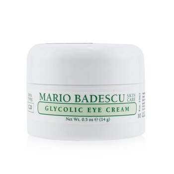 Glycolic Eye Cream - For Combination/ Dry Skin Types  14ml/0.5oz