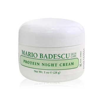 Protein Night Cream - For Dry/ Sensitive Skin Types 29ml/1oz