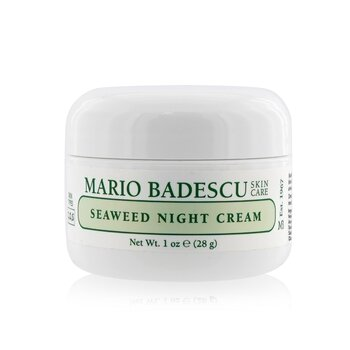 Seaweed Night Cream - For Combination/ Oily/ Sensitive Skin Types 29ml/1oz