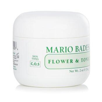 Flower & Tonic Mask - For Combination/ Oily/ Sensitive Skin Types  59ml/2oz