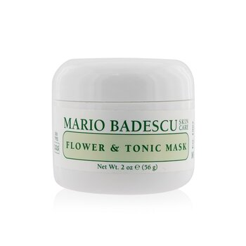 Flower & Tonic Mask - For Combination/ Oily/ Sensitive Skin Types  59ml/2oz