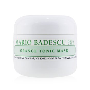 Orange Tonic Mask - For Combination/ Oily/ Sensitive Skin Types  59ml/2oz