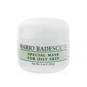 Special Mask For Oily Skin - For Combination/ Oily/ Sensitive Skin Types 59ml/2oz