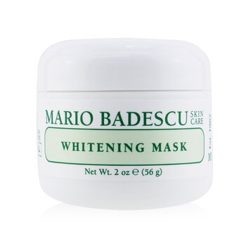 Mario Badescu Whitening Mask - For All Skin Types  59ml/2oz