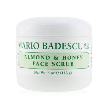 Almond & Honey Non-Abrasive Face Scrub - For All Skin Types  118ml/4oz