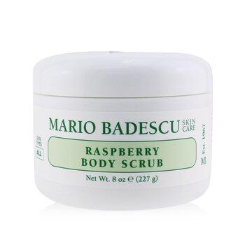 Raspberry Body Scrub - For All Skin Types  236ml/8oz