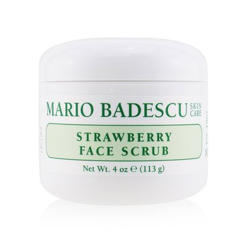 Strawberry Face Scrub - For All Skin Types  118ml/4oz