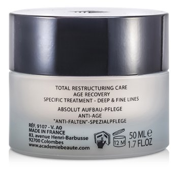 Scientific System Total Restructuring Care Cream (Unboxed)  50ml/1.7oz