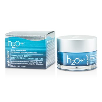 H2O+ Night Oasis Overnight Eye Complex  15ml/0.5oz