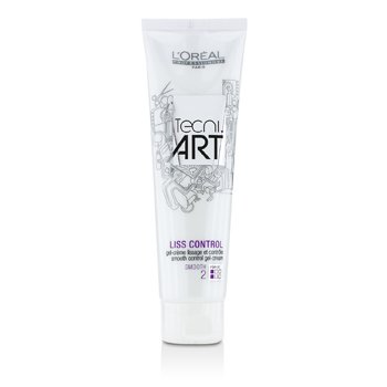 L'Oreal Professionnel Tecni.Art Liss Control Smooth Control Gel-Crema  150ml/5oz