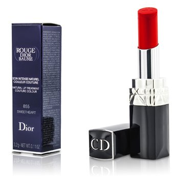 Christian Dior Rouge Dior Baume Tratamiento de Labios Natural Color Couture - # 855 Sweetheart  3.2g/0.11oz
