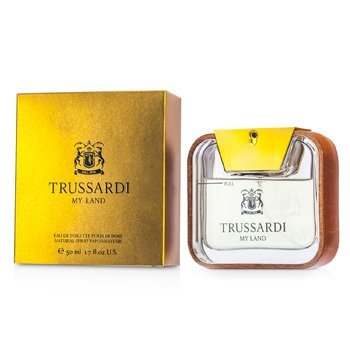 Trussardi My Land Eau De Toilette Spray  50ml/1.7oz