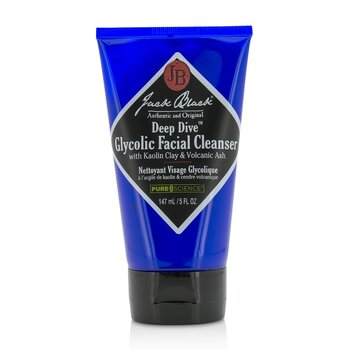 Jack Black Deep Dive Glycolic Facial Cleanser  147ml/5oz
