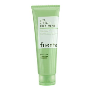 Shiseido Fuente Vita Voltage Treatment Conditioner  240g/8.4oz