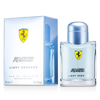 Ferrari Scuderia Light Essence Eau De Toilette Spray 75ml/2.5oz