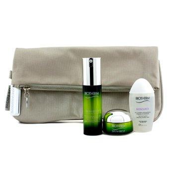 Skin Best Set: Skin Best Serum In Cream 30ml + Skin Best Cream SPF 15 15ml + Biosource Micellar Water 30ml + Bag  3pcs+1bag