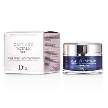 Capture Totale Nuit Intensive Night Restorative Creme (Rechargeable)  60ml/2.1oz