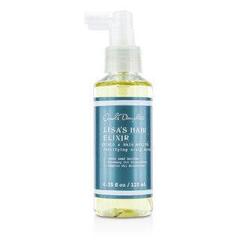 Lisa's Hair Elixir Scalp & Hair Health Fortitying Scalp Spray  125ml/4.25oz