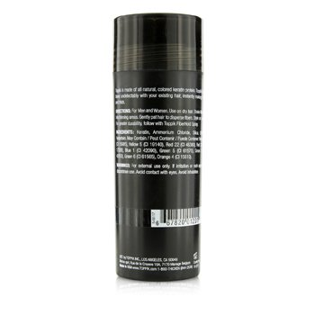Hair Building Fibers - # Negru 27.5g/0.97oz