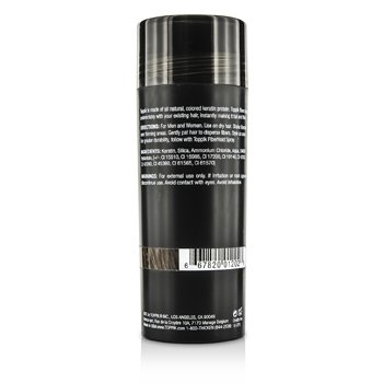 Hair Building Fibers - # Dark Brown  27.5g/0.97oz