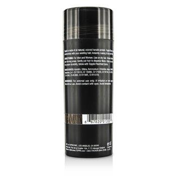 Hair Building Fibers - # Mørk brun  27.5g/0.97oz