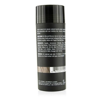 Hair Building Fibers - # Light Brown  27.5g/0.97oz