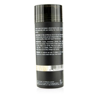Hair Building Fibers - # Light Blonde  27.5g/0.97oz