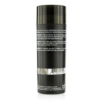 Hair Building Fibers - # Gray  27.5g/0.97oz